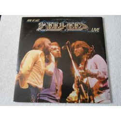 Bee Gees - Here At Last - 2x LP Live Vinyl Record For Sale
