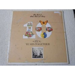 Peter Paul and Mary - Ten Years Together LP Vinyl Record For Sale