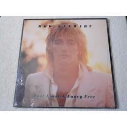 Rod Stewart - Footloose & Fancy Free LP Vinyl Record For Sale