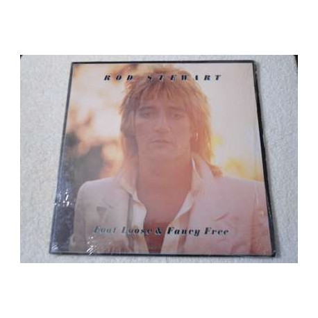 Rod Stewart - Footloose and Fancy Free LP For Sale