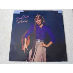 Janie Fricke - It Ain't Easy LP Vinyl Record For Sale