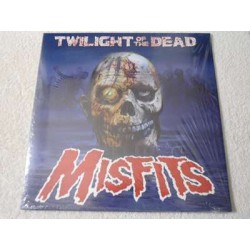 Misfits - Twilight Of The Dead LP Vinyl Record For Sale