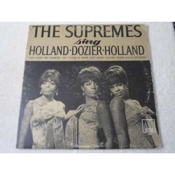The Supremes - Sing Holland▪Dozier▪Holland Vinyl LP Record For Sale
