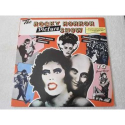 The Rocky Horror Picture Show - Music From The Original Soundtrack LP Vinyl Record Sale