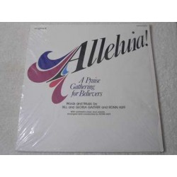 Alleluia - A Praise Gathering For Believers Vinyl LP Record For Sale
