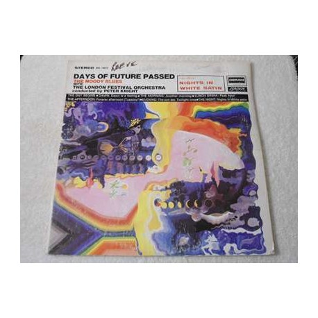 The Moody Blues - Days Of The Future Passed Vinyl LP