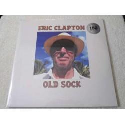 Eric Clapton - Old Sock 180 Gram 2xLP Vinyl Record For Sale