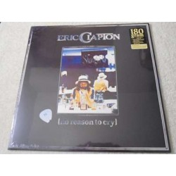 Eric Clapton - No Reason To Cry LP Vinyl Record For Sale