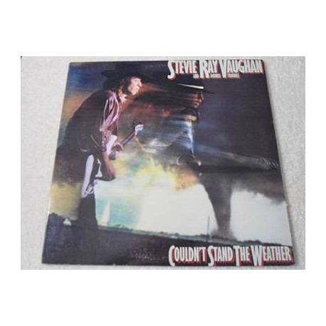 Stevie Ray Vaughan - Couldnt Stand The Weather LP