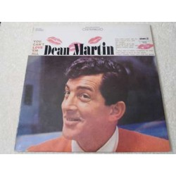 Dean Martin - You Cant Love Em All LP Vinyl Record For Sale