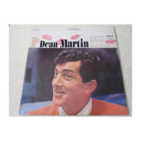Dean Martin - You Cant Love Em All LP Vinyl Record
