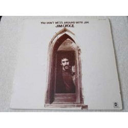 Jim Croce - You Dont Mess Around With Jim Vinyl LP Record For Sale VG++