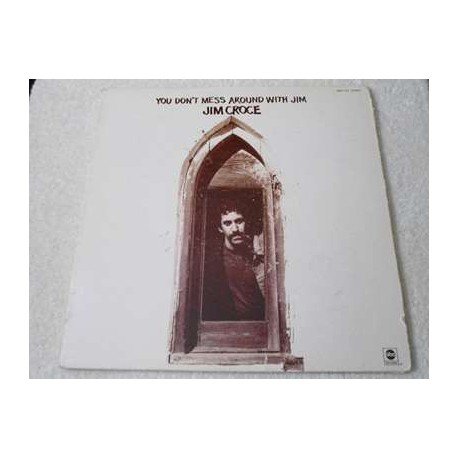 Jim Croce - You Dont Mess Around With Jim Vinyl LP For Sale VG++