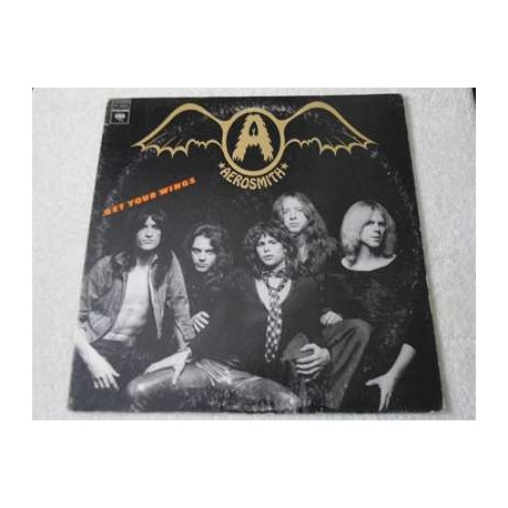 Aerosmith - Get Your Wings Vinyl LP Record For Sale