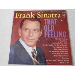 Frank Sinatra - That Old Feeling LP Vinyl Record For Sale