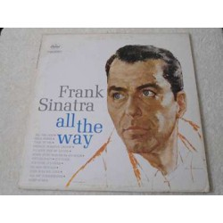 Frank Sinatra - All The Way LP Vinyl Record For Sale