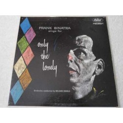 Frank Sinatra - Sings For Only The Lonely Vinyl LP Record For Sale