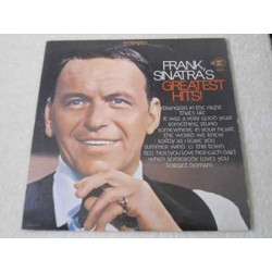 Frank Sinatra - Greatest Hits! LP Vinyl Record For Sale
