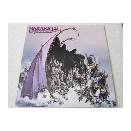 Nazareth - Hair Of The Dog Vinyl LP Record For Sale