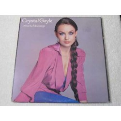 Crystal+Gayle+Miss+The+Mississippi+LP+Vinyl+Record