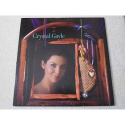 Crystal Gayle - Straight To The Heart LP Vinyl Record For Sale