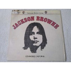 Jackson Browne - Self Titled (Saturate Before Using) Vinyl LP Record For Sale