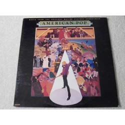 American Pop - Music From The Original Motion Picture Soundtrack LP Vinyl Record For Sale