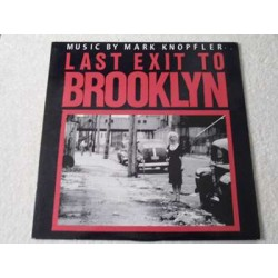 Last Exit To Brooklyn Soundtrack - Mark Knopfler LP Vinyl Record For Sale