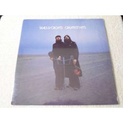 Seals & Crofts - Greatest Hits LP Vinyl Record For Sale