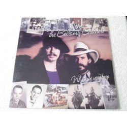 Bellamy Brothers - When We Were Boys LP Vinyl Record For Sale