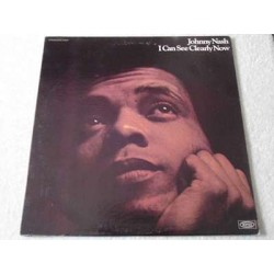 Johnny Nash - I Can See Clearly Now LP Vinyl Record For Sale