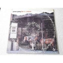 James Gang - Live In Concert LP Vinyl Record For Sale