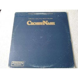 Crosby / Nash - The Best Of David Crosby And Graham Nash PROMO LP Vinyl Record For Sale