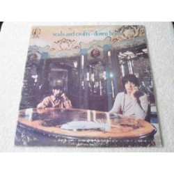 Seals & Crofts - Down Home Lp Vinyl Record For Sale