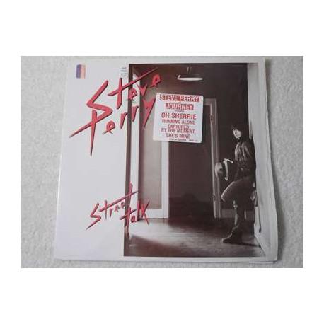 Steve Perry - Street Talk Vinyl LP Record For Sale