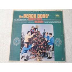 The Beach Boys - Christmas Album LP Vinyl Record For Sale