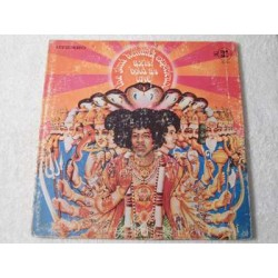 The Jimi Hendrix Experience - Axis: Bold As Love LP Vinyl Record For Sale