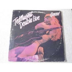 Ted Nugent - Double Live Gonzo ! Vinyl LP Record For Sale