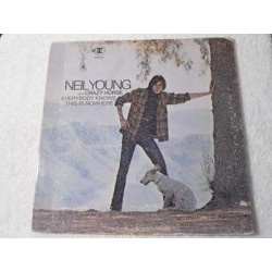 Neil Young With Crazy Horse - Everybody Knows This Is Nowhere Vinyl LP Record For Sale