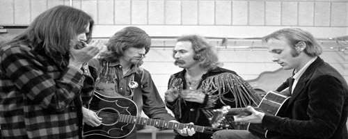Crosby Stills Nash Young