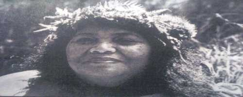 Aunty Edith Kanaka'ole
