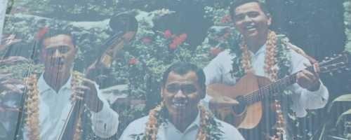 The Kahauanu Lake Trio