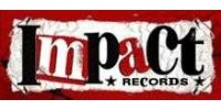 Impact Records Logo - Vinyl Records For Sale On Impact Records Label