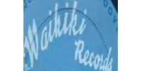 Waikiki Records Logo - Vinyl Records For Sale On Waikiki Records Label