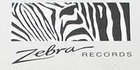 Zebra Records Logo - Vinyl Records For Sale On Zebra Records Label