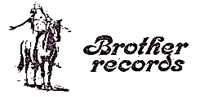 Brother Records Logo - Vinyl Records For Sale On Brother Records Label