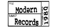 Modern Records Logo - Vinyl Records For Sale On Modern Records Label