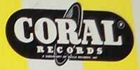 Coral Records Logo - Vinyl Records For Sale On Coral Records Label
